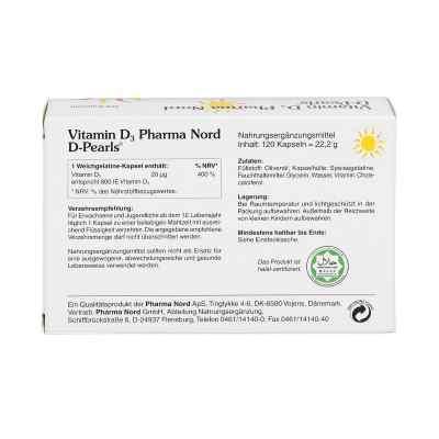 Vitamin D3 Pharma Nord Kapseln  bei apo-discounter.de bestellen