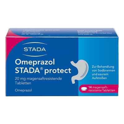 Omeprazol STADA protect 20mg  bei bioapotheke.de bestellen