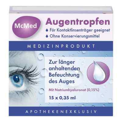 Mcmed Augentropfen Einzeldosispipetten  bei apo-discounter.de bestellen