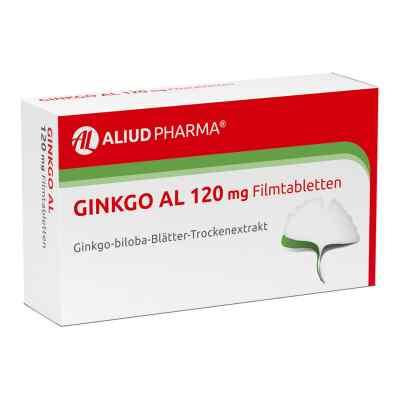 Ginkgo AL 120mg  bei apo-discounter.de bestellen