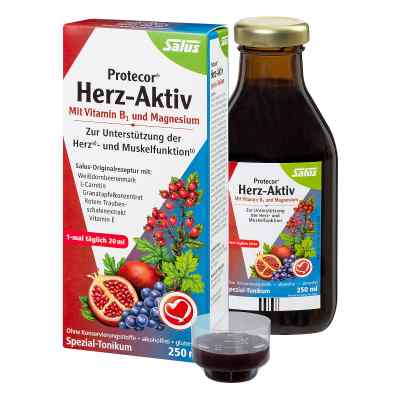 Protecor Herz Aktiv Spezial-tonikum  bei apo-discounter.de bestellen