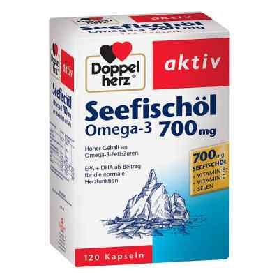 Doppelherz Seefischöl Omega-3 700 mg Kapseln  bei apo-discounter.de bestellen