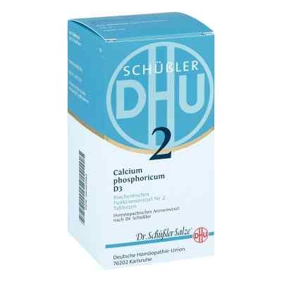 Biochemie Dhu 2 Calcium phosphorus D  3 Tabletten  bei apo-discounter.de bestellen