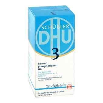 Biochemie Dhu 3 Ferrum phosphorus D6 Tabletten  bei apo-discounter.de bestellen