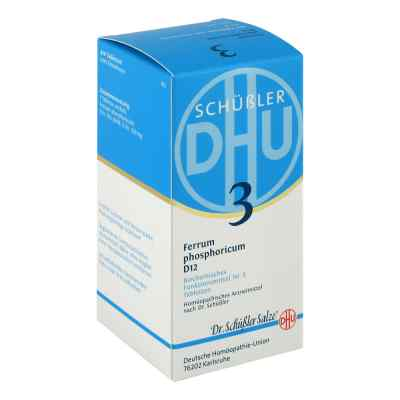 Biochemie Dhu 3 Ferrum phosphorus D  12 Tabletten