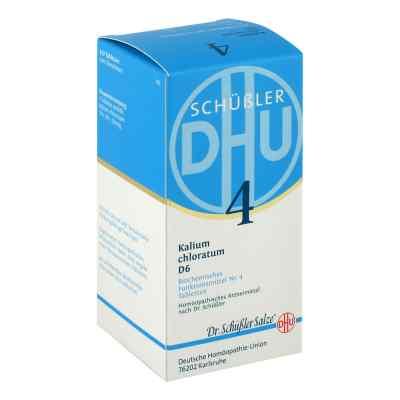 Biochemie Dhu 4 Kalium chlorat. D6 Tabletten  bei apo-discounter.de bestellen