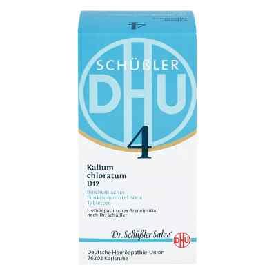 Biochemie Dhu 4 Kalium chlorat. D12 Tabletten  bei apo-discounter.de bestellen