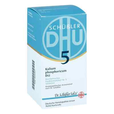 Biochemie Dhu 5 Kalium phosphorus D  12 Tabletten  bei apo-discounter.de bestellen
