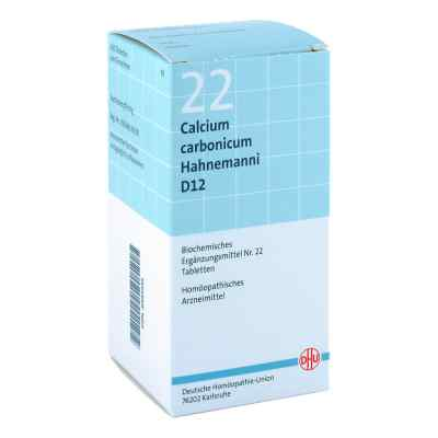 Biochemie Dhu 22 Calcium carbonicum D 12 Tabletten  bei apo-discounter.de bestellen