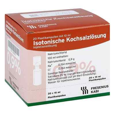 Kochsalzlösung 0,9% Pl. Fresenius iniecto -/inf.-lsg.  bei apo-discounter.de bestellen