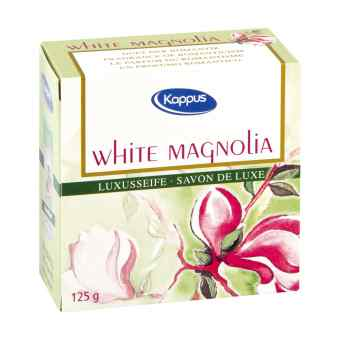 Kappus White Magnolia Luxusseife  bei apo-discounter.de bestellen