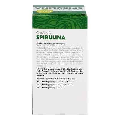 Original Spirulina Tabletten  bei apo-discounter.de bestellen