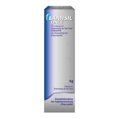 Lamisil Once 1% zur Anwendung auf der Haut