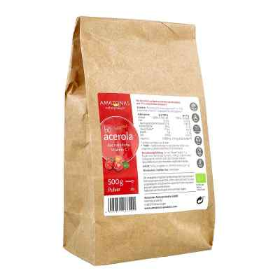 Acerola 100% Bio Pur nat.Vit.C Pulver  bei apo-discounter.de bestellen