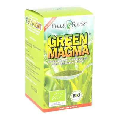 Green Magma Gerstengrasextrakt Pulver  bei apo-discounter.de bestellen