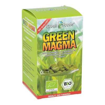 Green Magma Gerstengrasextrakt Tabletten  bei apo-discounter.de bestellen