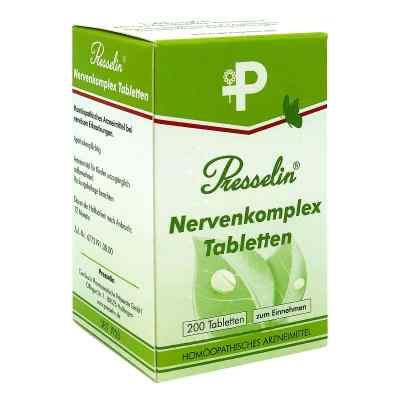 Presselin Nervenkomplex Tabletten  bei apo-discounter.de bestellen
