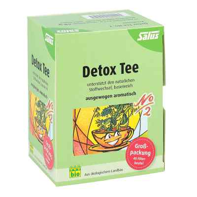 Detox Tee Nummer 2  Kräutertee Salus  bei apo-discounter.de bestellen
