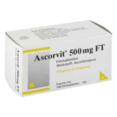 Ascorvit 500 mg Ft Filmtabletten  bei apo-discounter.de bestellen