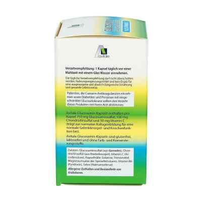 Glucosamin 750 mg+Chondroitin 100 mg Kapseln  bei apo-discounter.de bestellen