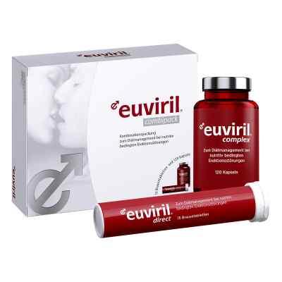 Euviril Combipack Kapseln+brausetabl. bei apo-discounter.de bestellen