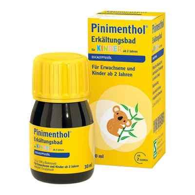 Pinimenthol Erkältungsbad für Kinder ab 2 Jahren Eucalyptus  bei apo-discounter.de bestellen