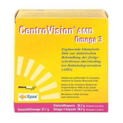 Centrovision Amd Omega 3 Kapseln  bei apo-discounter.de bestellen