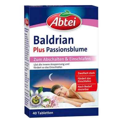 Abtei Baldrian Plus Passionsblume  bei apo-discounter.de bestellen