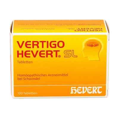 Vertigo Hevert Sl Tabletten  bei apo-discounter.de bestellen