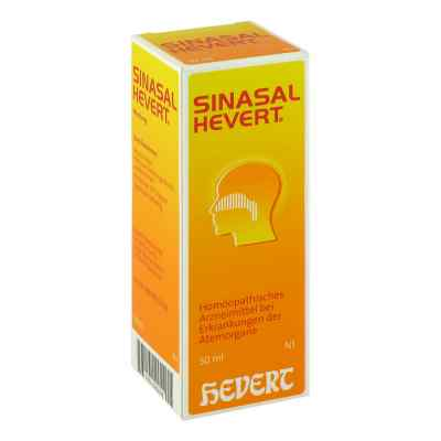 Sinasal Hevert Tropfen  bei apo-discounter.de bestellen