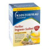 Klosterfrau Broncholind Heisser Ingwer-salbei