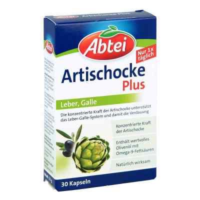 Abtei Artischocke Kapseln  bei apo-discounter.de bestellen