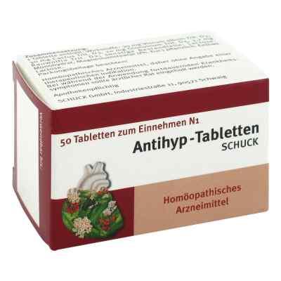 Antihyp Tabletten Schuck  bei apo-discounter.de bestellen
