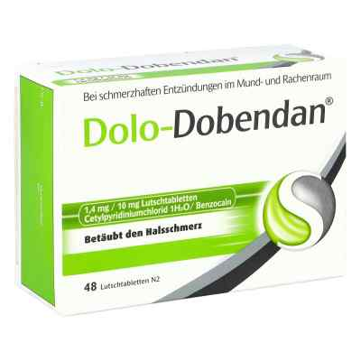 Dolo-Dobendan gegen Halsschmerzen 1,4mg/10mg  bei apo-discounter.de bestellen