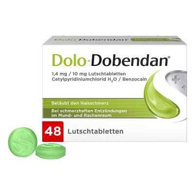DOLO-DOBENDAN Lutschtabletten bei Halsschmerzen  bei apo-discounter.de bestellen