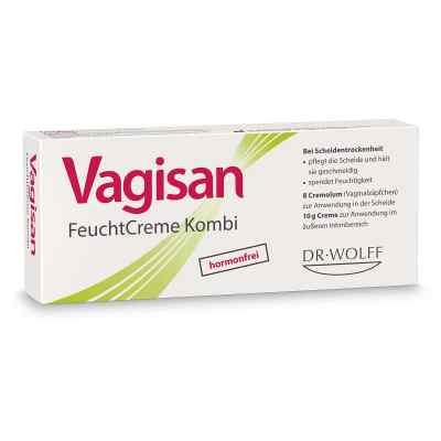 Vagisan Feuchtcreme Kombi 8 Ovula+10 g Creme  bei apo-discounter.de bestellen