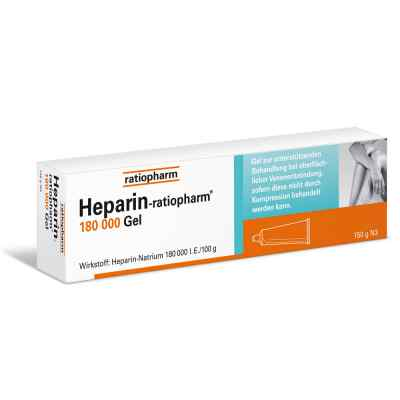 Heparin-ratiopharm 180000