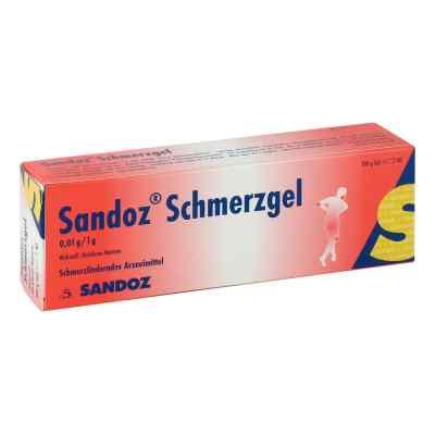 Sandoz Schmerzgel bei apo-discounter.de bestellen