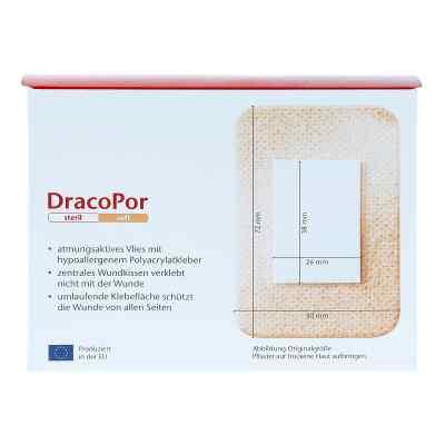 Dracopor Wundverband 7,2x5cm steril hautfarben  bei apo-discounter.de bestellen