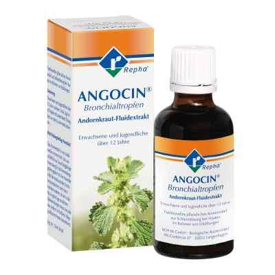 Angocin Bronchialtropfen