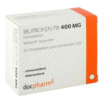 Ibuprofen PB 400mg