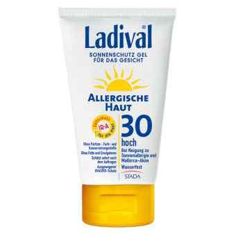 Ladival allergische Haut Gel Gesicht Lsf 30  bei apo-discounter.de bestellen