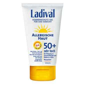 Ladival allergische Haut Gel Gesicht Lsf 50+  bei apo-discounter.de bestellen