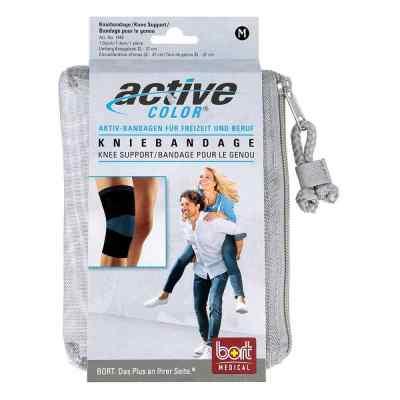 Bort Activecolor Kniebandage medium schwarz  bei apo-discounter.de bestellen