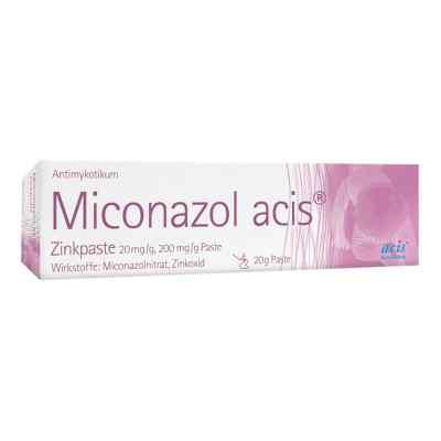 Miconazol acis Zinkpaste  bei apo-discounter.de bestellen