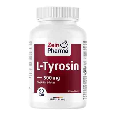 L-tyrosine Caps  bei apo-discounter.de bestellen
