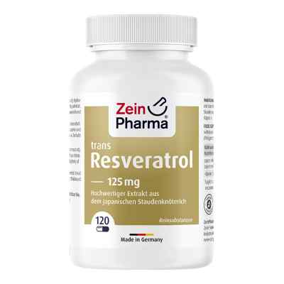 Resveratrol 125 Caps  bei apo-discounter.de bestellen