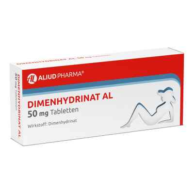 Dimenhydrinat AL 50mg  bei apo-discounter.de bestellen