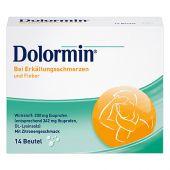 Dolormin compact bei Erkältungsschmerzen und Fieber