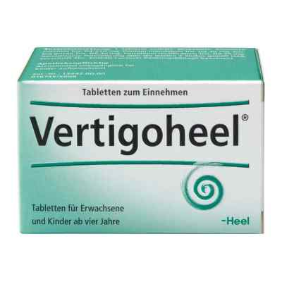 Vertigoheel Tabletten  bei bioapotheke.de bestellen
